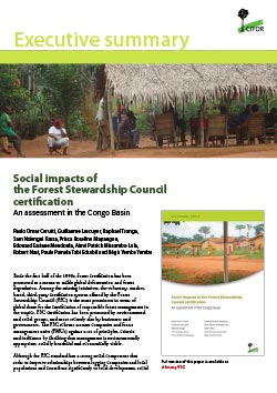 CIFOR - Center for International Forestry Research