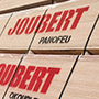 Drapeau Joubert plywood